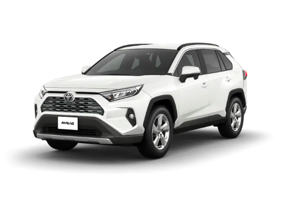 RAV4 from Apr 2019